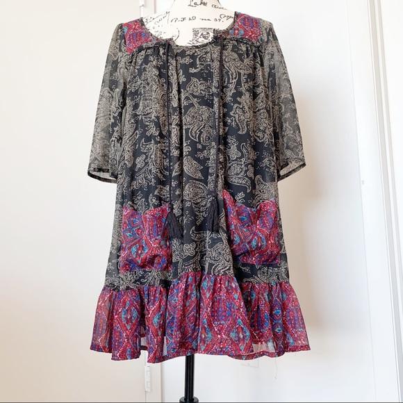 Anthropologie Dresses & Skirts - Anthropologie En Creme Women's 3/4 Sleeve Dress